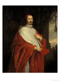 Jules Mazarin Posters by Philippe De Champaigne