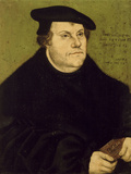 Martin Luther Posters by Lucas Cranach the Elder