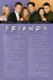 """Vänner, """"Friends"""" Affischer"""