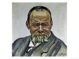 Self-Portrait Giclee Print by Ferdinand Hodler
