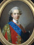 Louis XVI of France Giclee Print by Louis-Michel van Loo