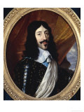 Louis XIII Posters by Philippe De Champaigne