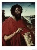 John the Baptist Posters by Rogier van der Weyden