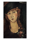 Lolotte Giclee Print by Amedeo Modigliani