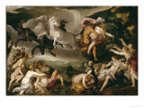 The Abduction of Proserpina Giclee Print by Joseph Heintz