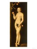 Eve Posters by Lucas Cranach the Elder