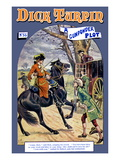 Dick Turpin: A Gunpowder Plot Prints