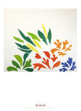 Acanthes Posters by Henri Matisse