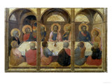 The Last Supper Posters by  Sassetta