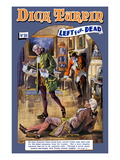 Dick Turpin: Left for Dead Print