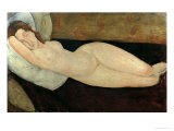 Reclining Nude Giclee Print by Amedeo Modigliani