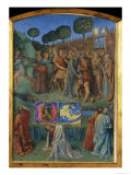 Christ's Arrest Posters by Jean Fouquet