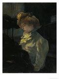 The Milliner - Mademoiselle Margouin Pósters por Henri de Toulouse-Lautrec