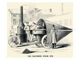 Baltimore Steam Gun Prints