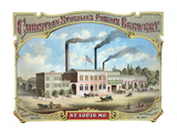 The Phoenix Brewery, St. Louis Prints