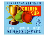 Golden Cup Poster