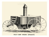 Hill's Camp Cooking Apparatus Posters