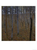 Beech Forest I Posters by Gustav Klimt