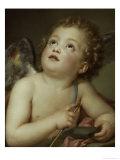 Cupid Poster by Anton Raphael Mengs