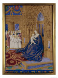Mary and Child Poster by Jean Fouquet