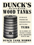 Dunck Tank Works Posters