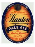 Stanton Pale Ale Beer Prints