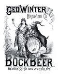 George Winter Brewing Company Prints