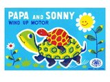 Papa and Sonny Prints