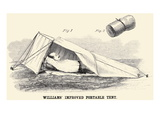 William's Improved Portable Tent Photo