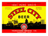 Steel City Beer Posters