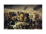 The Battle of Eylau Print by Antoine-Jean Gros