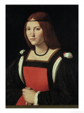 Portrait of a Woman Giclee Print by Giovanni Antonio Boltraffio