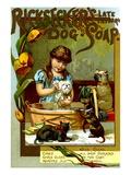 Ricksecker's Dog Soap Print