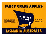 Viking Brand Fancy Grade Apples Posters