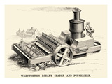 Wadsworth's Rotary Spader and Pulverizer Prints