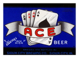 Ace Beer Poster