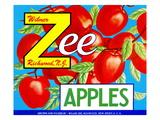 Zee Apples Print