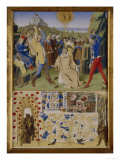 The Lapidation of Saint Stephen Posters by Jean Fouquet