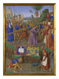 Christ Bearing the Cross Posters by Jean Fouquet