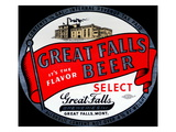 Great Falls Beer Prints