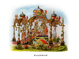 Knighthood - Mardi Gras Parade Float Design Prints
