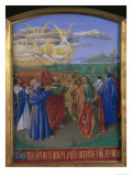 Burial of Mary Posters by Jean Fouquet