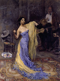 Marietta Di Rigardo Print by Max Slevogt