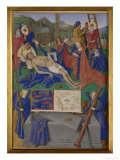 Lamentation of Christ Posters by Jean Fouquet