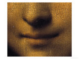 Mona Lisa Giclée-trykk av  Leonardo da Vinci