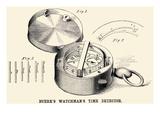 Buerk's Watchman's Time Detector Posters