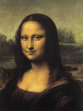 Mona Lisa Giclee Print by Leonardo da Vinci 