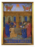 The Apostles and the Holy Ghost Posters by Jean Fouquet