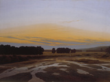 Ostra Preserve Giclee Print by Caspar David Friedrich