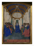 The Diffusion of the Holy Ghost Posters by Jean Fouquet